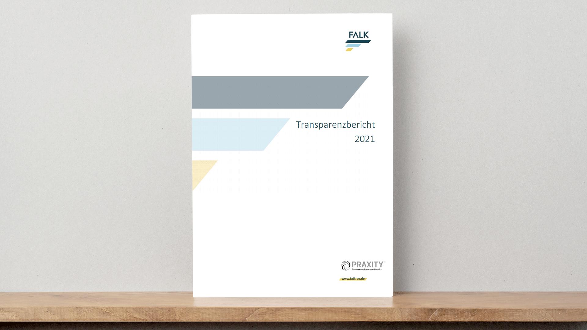 Transparenzbericht 2021